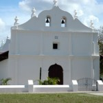 Colonial church built in 1644